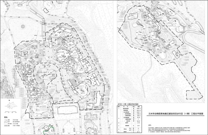 <b>占地面积5358亩!兰州市新动物园步行区Ⅱ/III期计划下月开工,期待吗?(附效果图)</b>