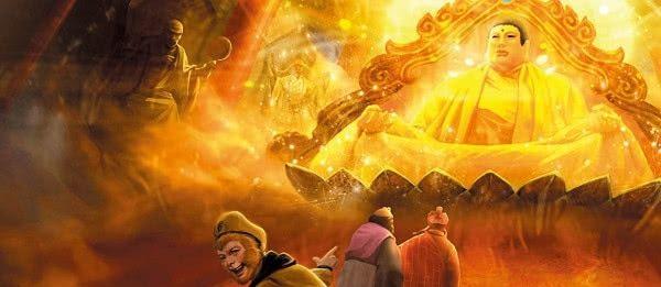 他是西天妖王,实力超过大鹏鸟,为何西天众佛阻止如来杀了他?