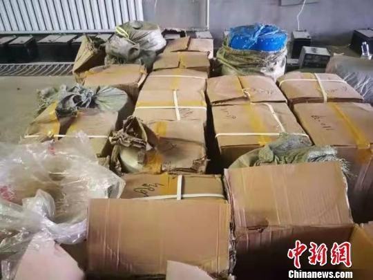 内蒙古警方破获一起利用社交软件卖假药案 涉案金额达千万元