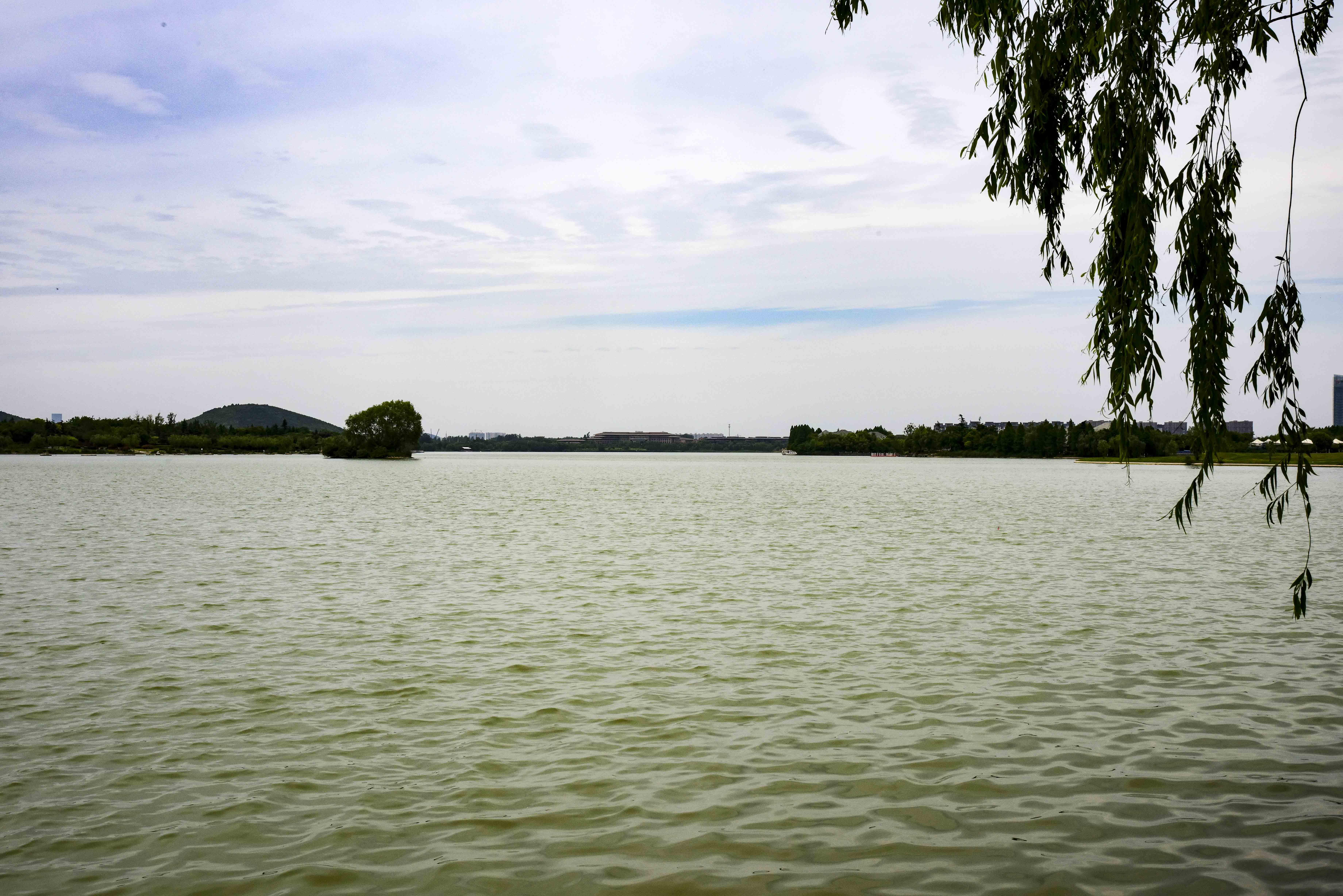 寻找解忧公主的故乡,徐州瑯溪河边美丽的蚕丝女,你还好吗