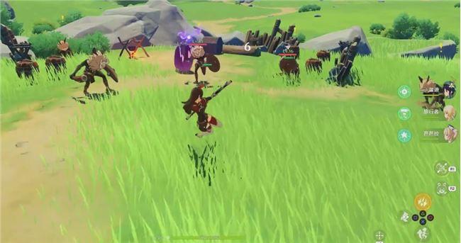 乐园代币原神PS4版实机演示视频 原神PS4版好玩吗?