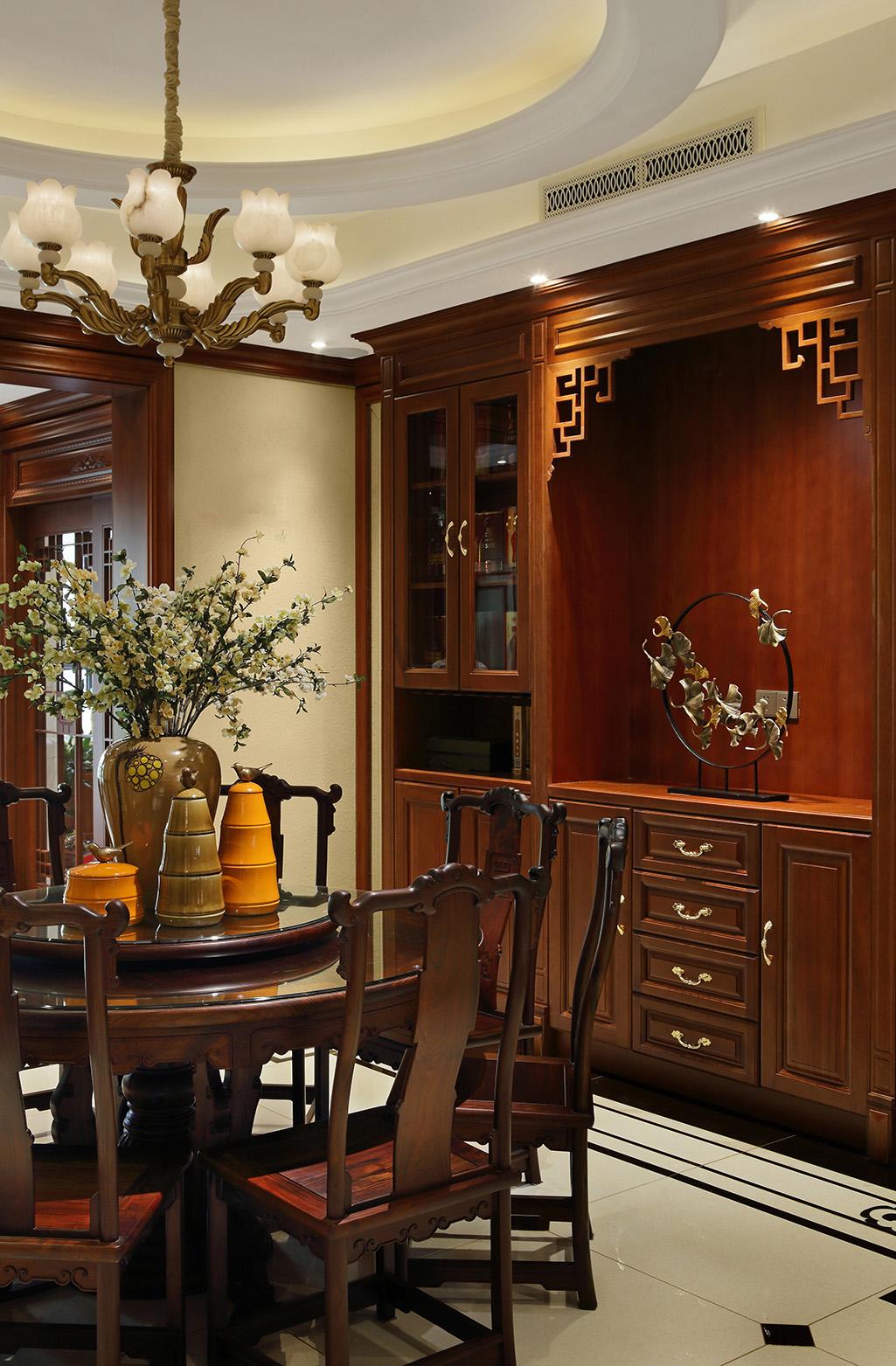 全屋定制有一种美,叫新中式风格|博康整体木作