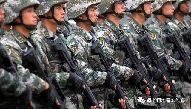 【军装地理】解放军历代军装你都认识吗?