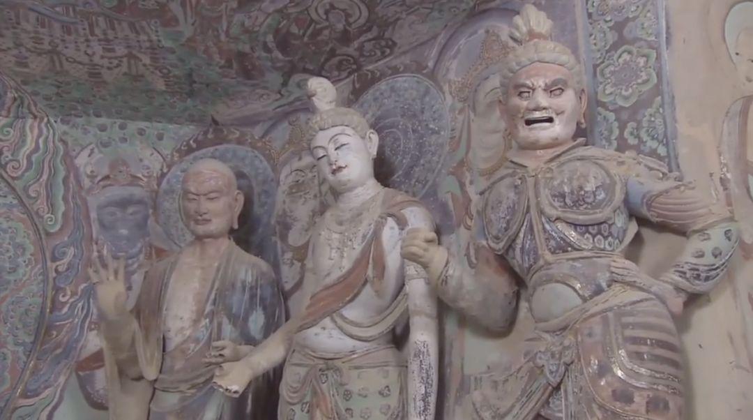 敦煌莫高窟的美,竟然被日本人拍了出来!