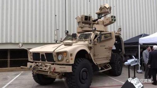 美国陆军研制机动型近程激光防空系统