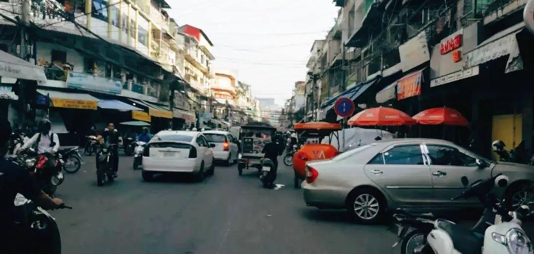 你错过的所有的机会,都能在柬埔寨重来一次!