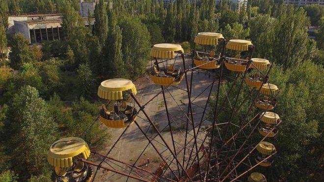 <b>切尔诺贝利植物繁茂,哥斯拉电影中的辐射平衡生态真的存在依据吗</b>