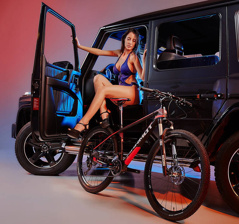 全球顶级钛合金自行车品牌MARMOT土拨鼠 单车产业创新第一