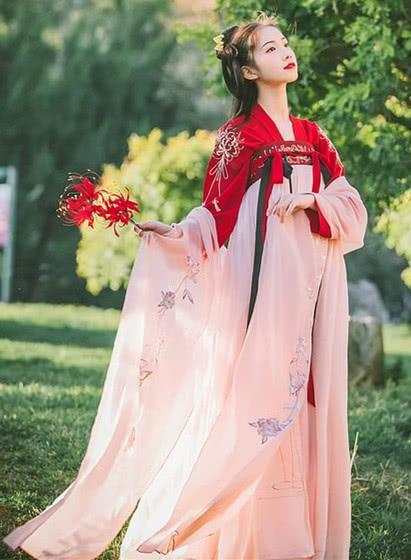 漢族婦女會穿漢服