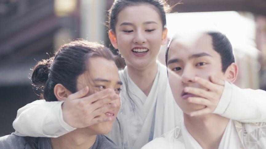 《九州缥缈录》的导演,2016年后拍摄4部剧,女主角都是江疏影