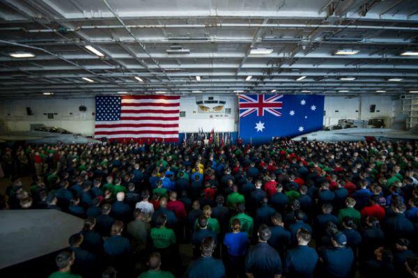 每年派2500名美军前往训练 美计划在澳建新基地