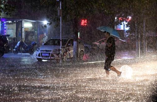 让数据来说话!郑州下的这场雨是近11年来最大的一场