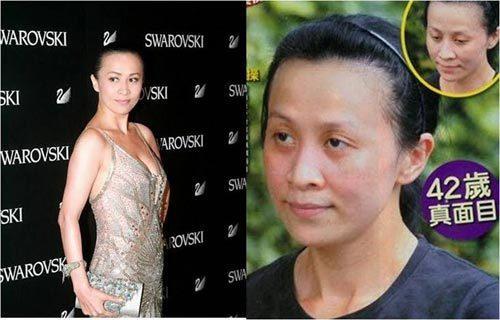 明星如果不化妆,和路人有多大的区别?也就她素颜最好看