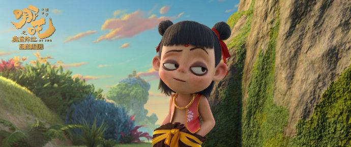 哪吒票房破20亿 创造动画电影单日最高票房纪录