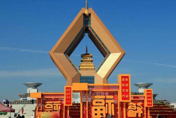 陕西3大景点,历史文化悠久,你去过哪个?