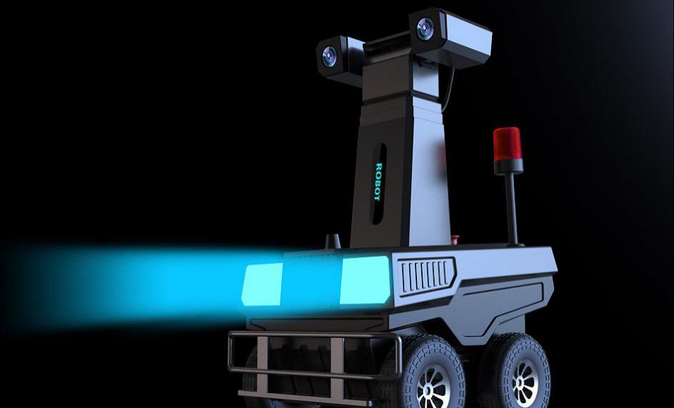 dc直流无刷电机,巡检机器人的到来,你准备好了吗?_人工智能