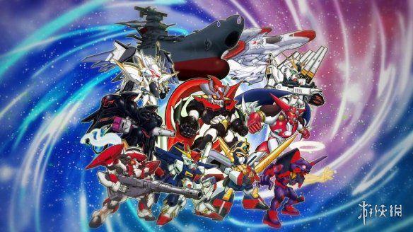 《超级机器人大战V》NS/PC版预告片发布 各种经典角色悉数登场