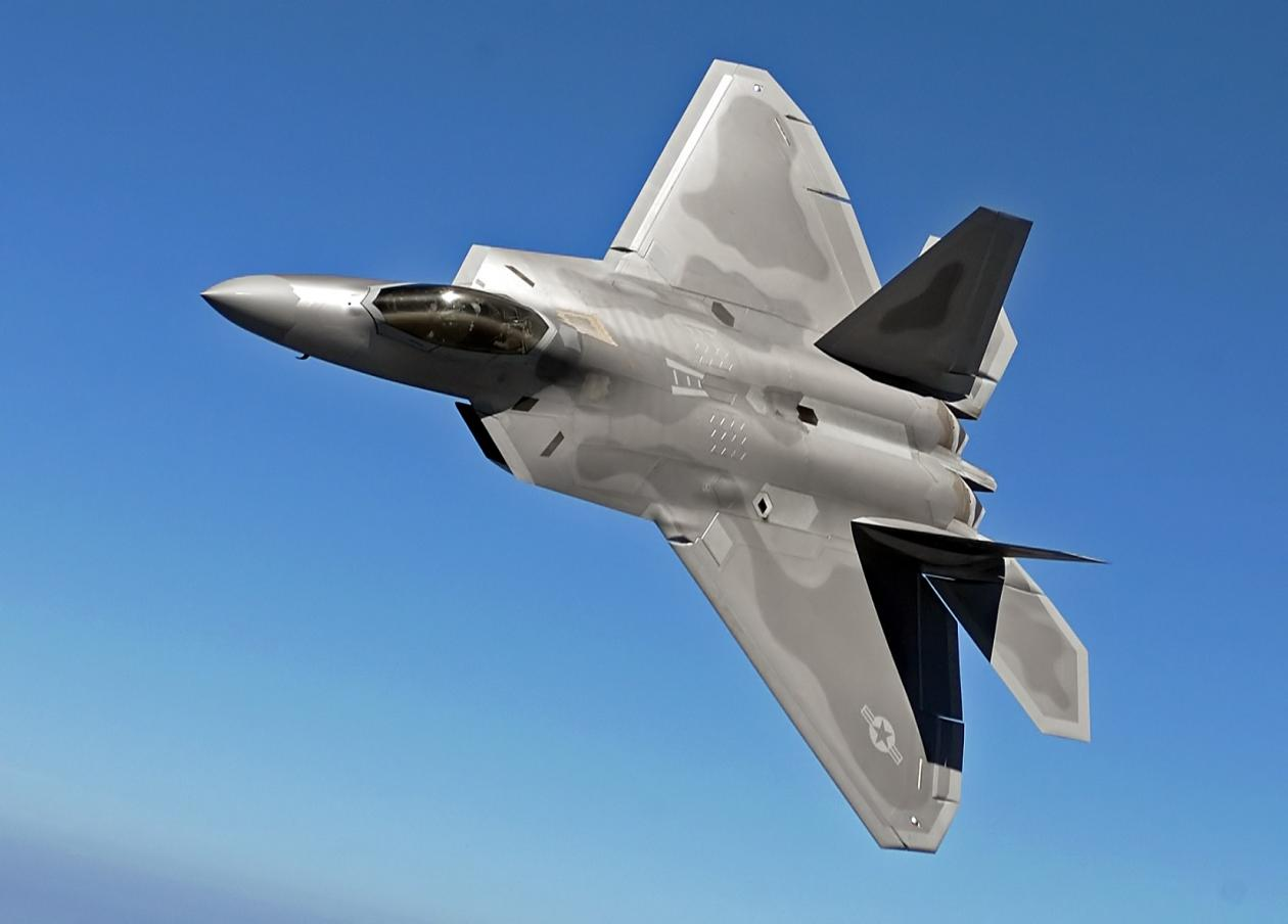 F-22早在三年前就失去了隐身能力,洛马公司F-22项目负责人已证实