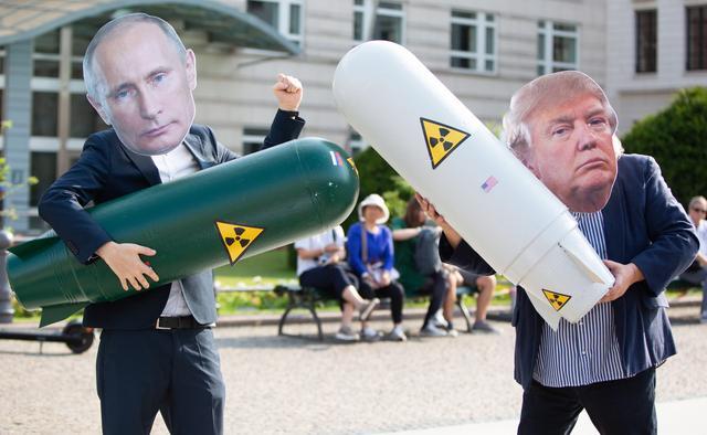 美国今日正式退出《中导条约》,世界将无法免于核战争?