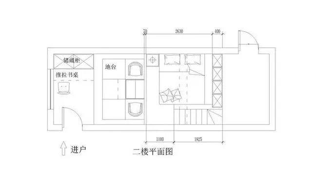 二楼平面设计图