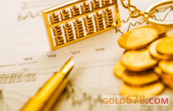 金价震荡攀升触及两周高位,全球贸易紧张局势和央行宽松浪潮支撑金价