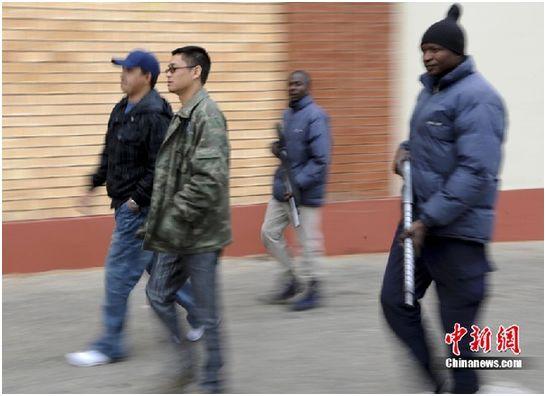 中国恁多优秀退伍军人,何不多组建海外安保公司?