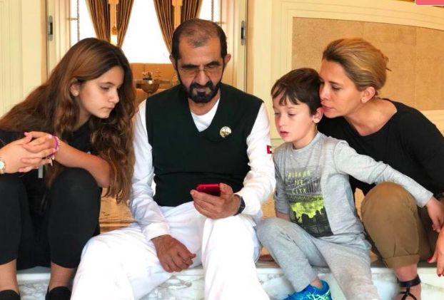 带着2.6亿和两个娃,迪拜王妃逃到英国,掀起轰动全球的离婚案....