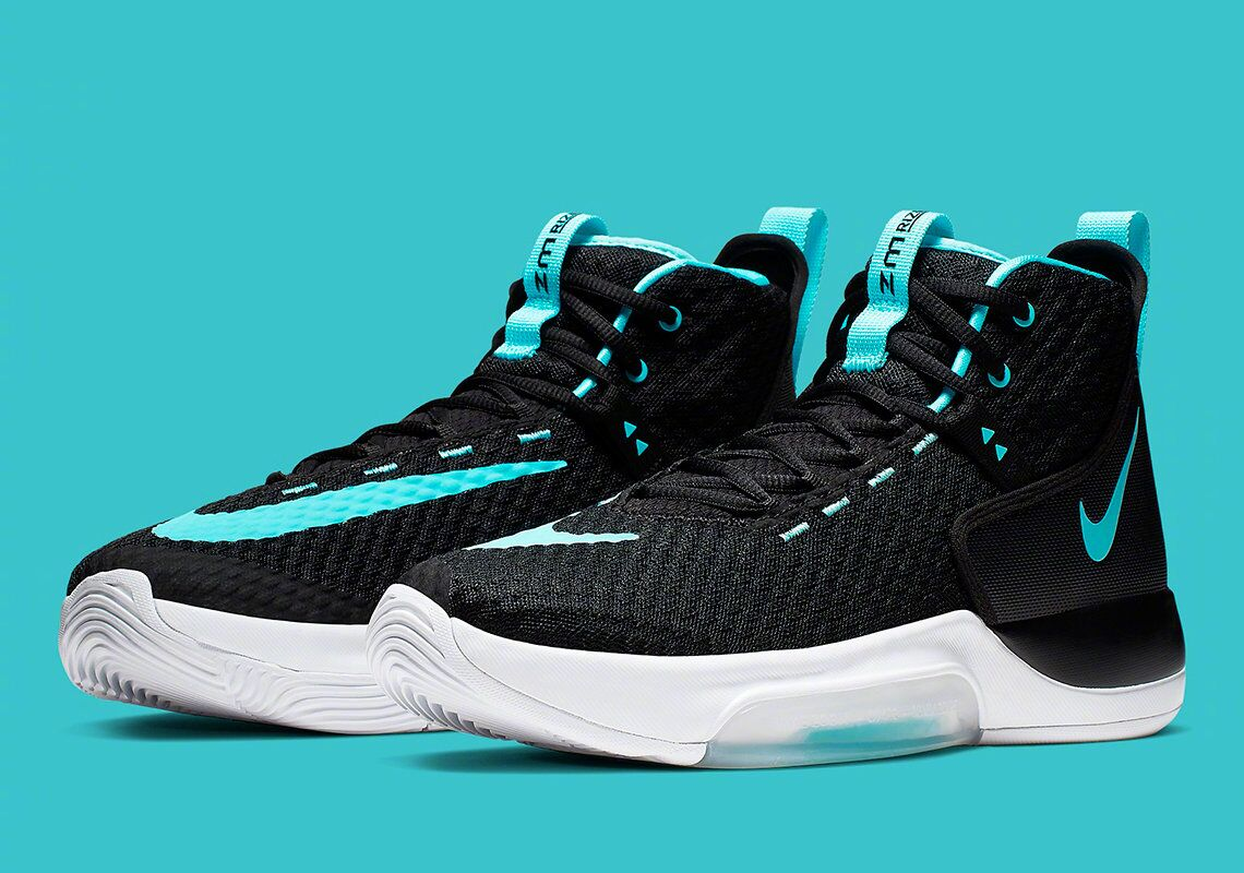 Alphadunk的削减版?Nike 全新篮球鞋 Nike Zoom Rise 即将登场