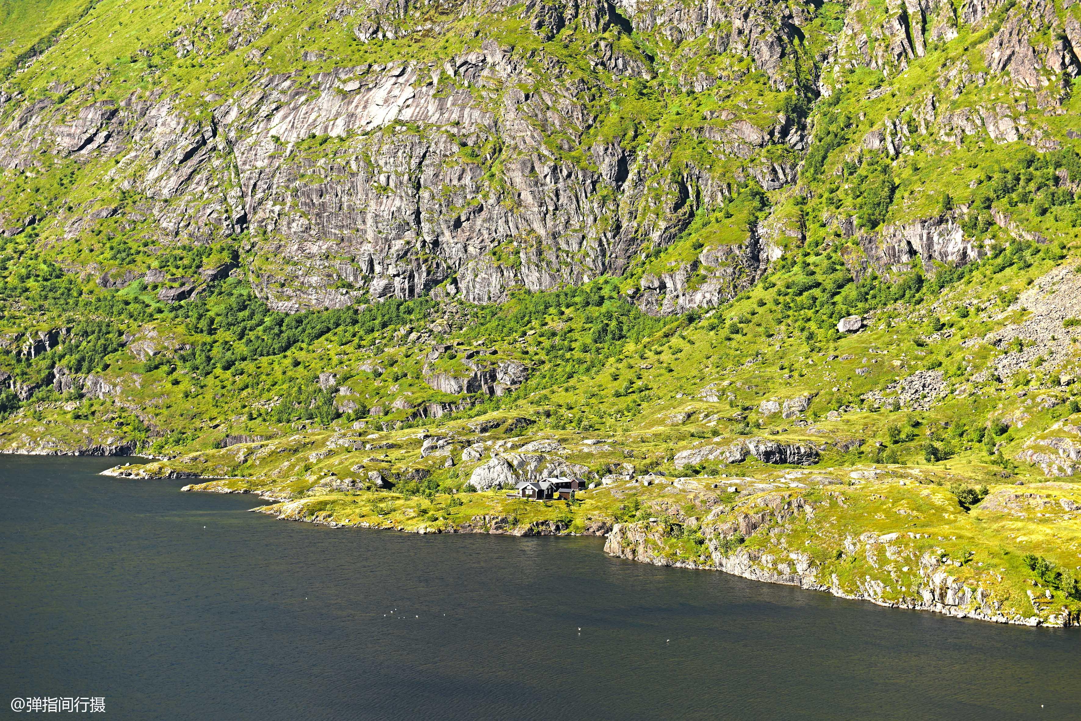 原创             挪威北极圈的生活:世界尽头,了无人烟,却拥有天堂般的绝美仙境