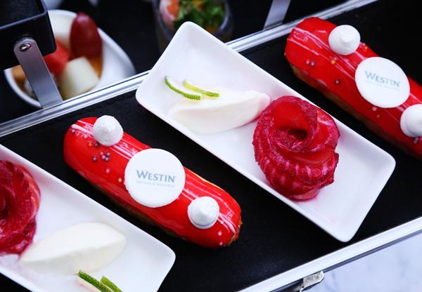 与美丽有个约会,这个酒店推出化妆盒下午茶