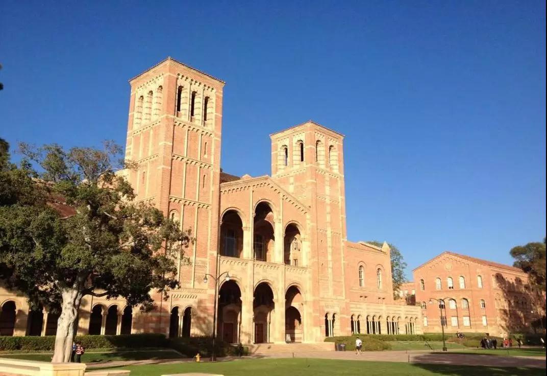 智慧留学-录取世界排第11加州大学洛杉矶分校UCLA计算机硕士