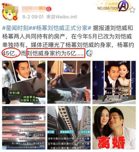 杨幂的总身价45亿,网友:难以置信她比范冰冰还有钱?