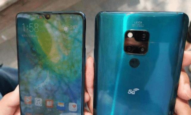 华为发布5G手机,比4G手机还要便宜,麒麟980+5G全网通