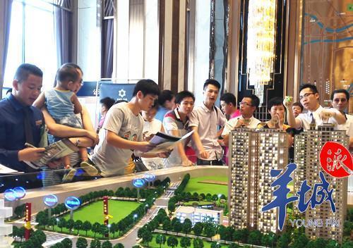 下半年广州楼价难涨,因为这四个理由
