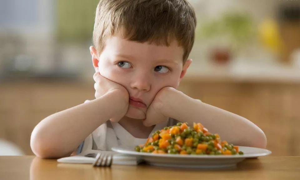 孩子不好好吃饭,该怎么办?
