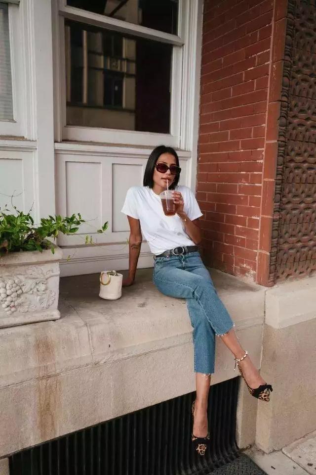 今夏这四条牛仔裤最流行,时髦炸了