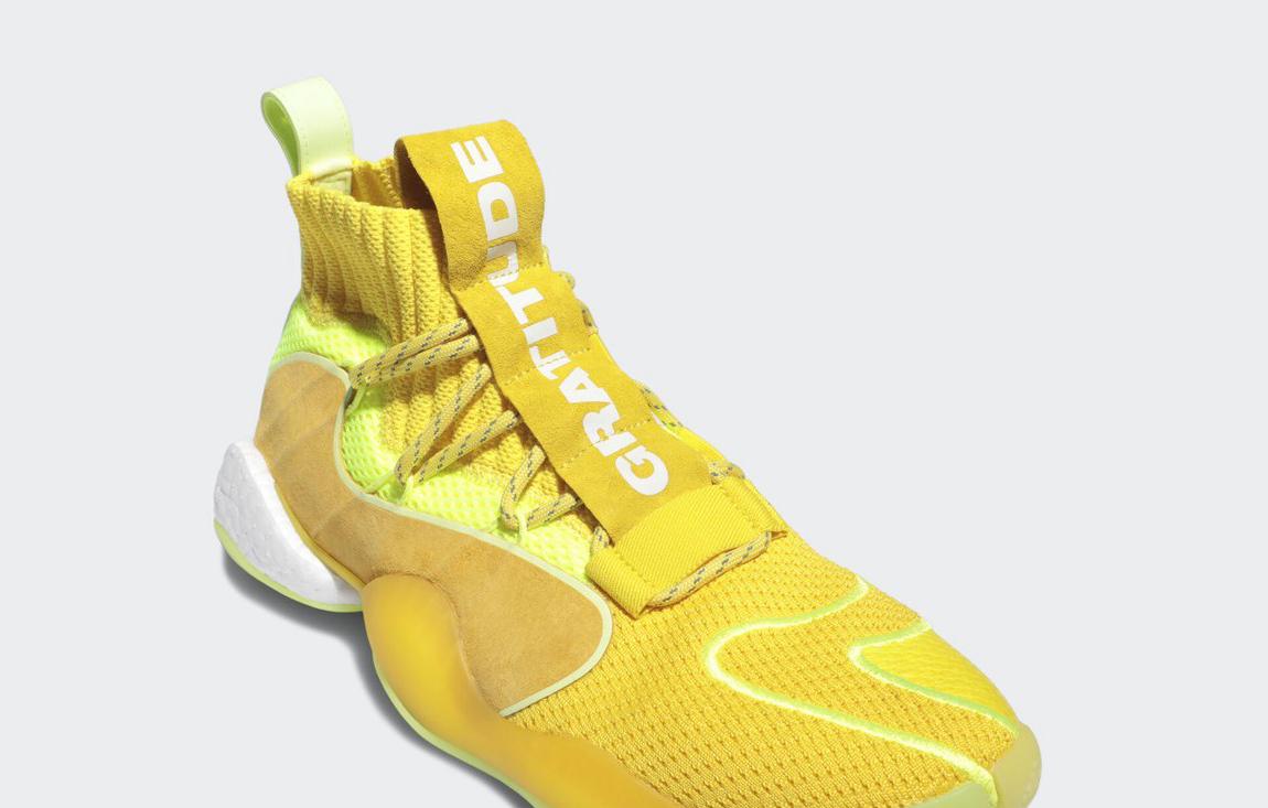 菲董最爱的篮球鞋居然是它?adidas BYW X全新配色正式登场!