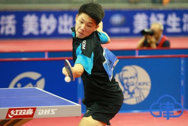 全国乒乓球锦标赛在津落幕 八一山东分获男女团体冠军