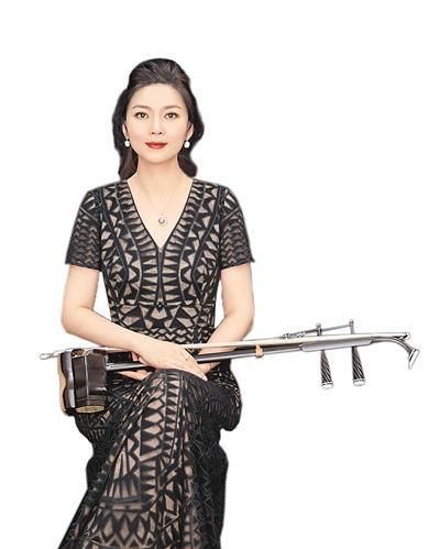 马向华:弓弦声声传民乐
