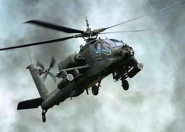 阿帕奇重型直升机是怎么造出来的?