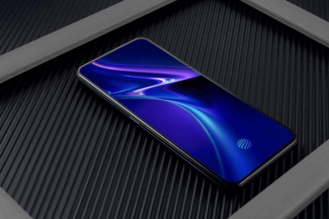 原创 屏幕最漂亮的手机,屏占比即将100%,这4款是你入手的首选吗?