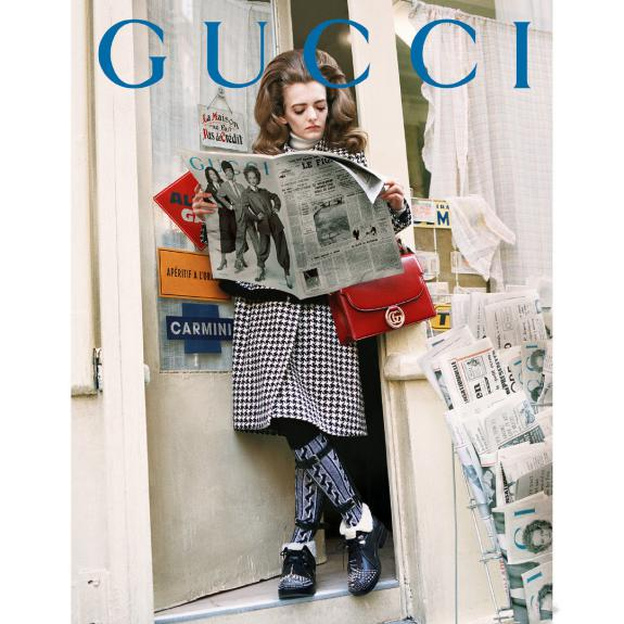 原创 最热门品牌榜单,蓝血品牌只有两个上榜,GUCCI登顶赢在哪里?