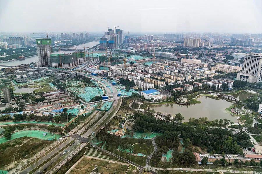 北京城市副中心今年确定235项重大工程