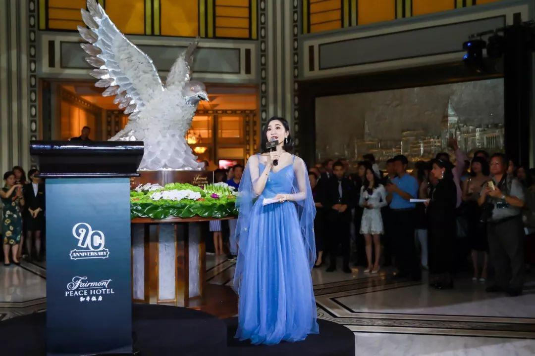 和平饭店迎来90周年华诞,诸多文化艺术活动拉开序幕