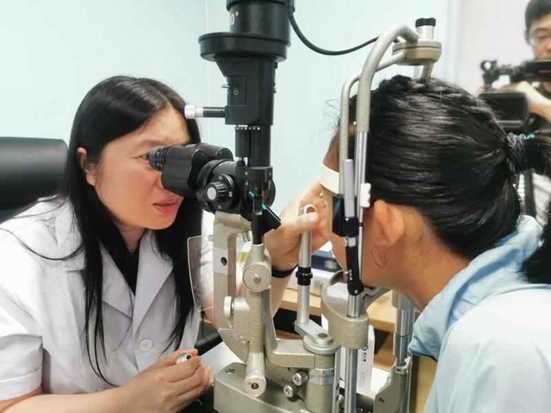 重庆爱尔儿童眼科医院用心呵护少年儿童眼健康
