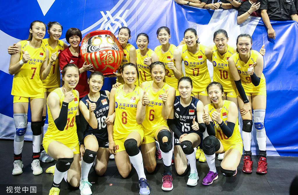 3比0完胜土耳其,中国女排以三连胜战绩获首批东奥会资格