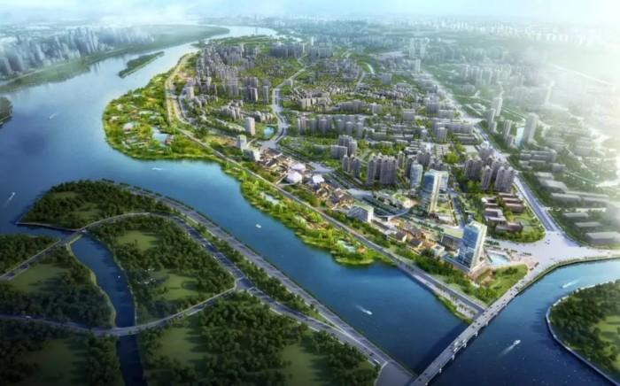 规划面积728公顷 海口南渡江西岸片区控规修编公示