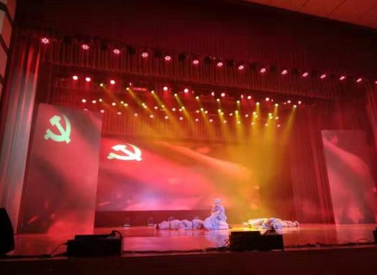 """云南省12支舞蹈队齐聚安宁 参与""""遇见安宁,舞动螳川""""艺术交流活动"""