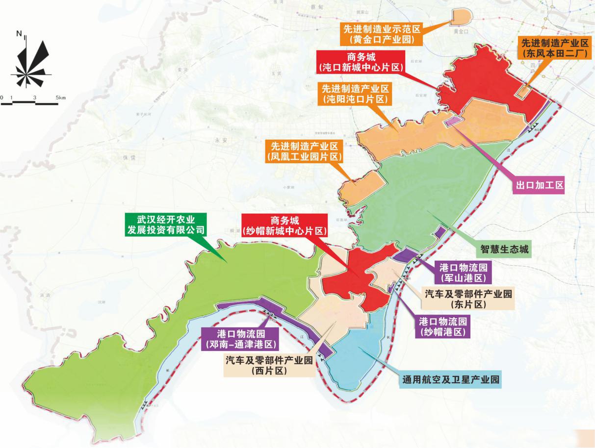 武汉经济开发区gdp总量_武汉经济开发区规划图