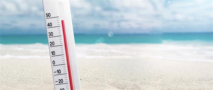 热浪滚滚!全球史上最热月份纪录被打破 北极气